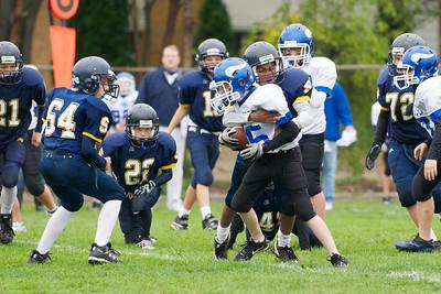 6th Grade Football vs Shrine   2010-10-02  20