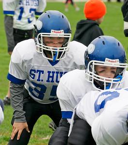 6th Grade Football vs Shrine   2010-10-02  13