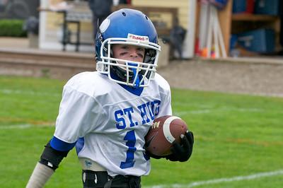 6th Grade Football vs Shrine   2010-10-02  14