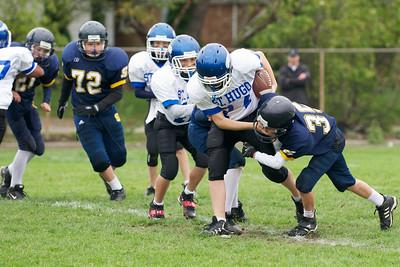 6th Grade Football vs Shrine   2010-10-02  22