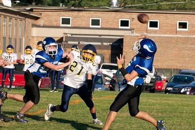 Varsity Football  2010-10-08  4