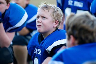 Varsity Football  2010-10-08  42