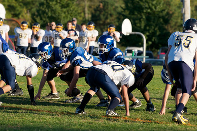 Varsity Football  2010-10-08  9