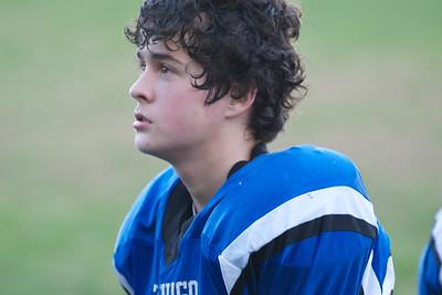 Varsity Football  2010-10-08  39