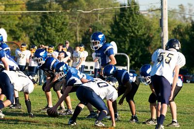 Varsity Football  2010-10-08  8