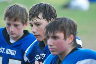 Varsity Football  2010-10-08  37