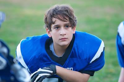 Varsity Football  2010-10-08  46