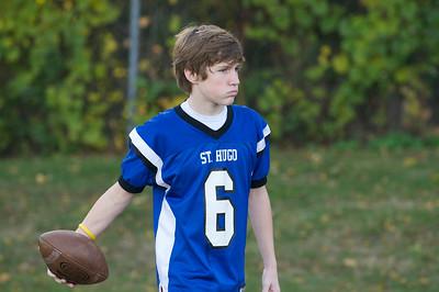 Varsity Football  2010-10-08  14
