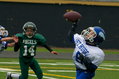 5th Grade vs Guardian Angel 10-14-2012