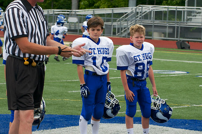 5th Grade Football vs  St  Edith 2012-09-02  11