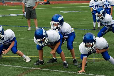 5th Grade Football vs  St  Edith 2012-09-02  4