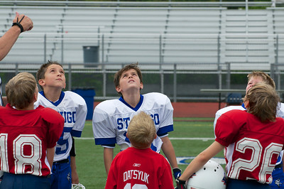 5th Grade vs St Edith 9-2-12