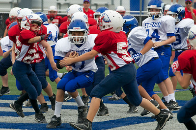 5th Grade Football vs  St  Edith 2012-09-02  31