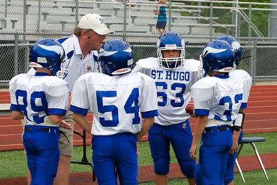 5th Grade Football vs  St  Edith 2012-09-02  38