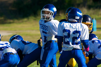 5th Grade vs. St. Lawrence 9-22-12