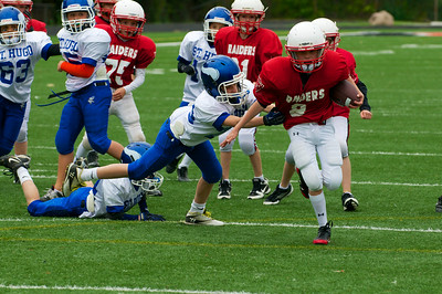 5th grade vs Regis 2012-10-06  12