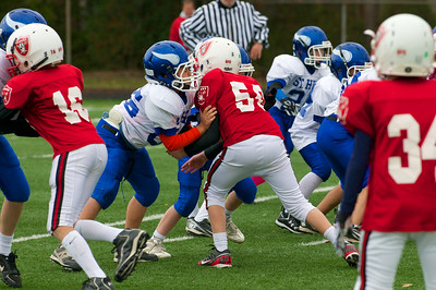 5th grade vs Regis 2012-10-06  88