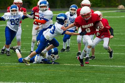 5th grade vs Regis 2012-10-06  11