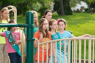 Girl Scout Award Ceremony 2011-06-11  22