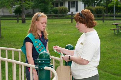 Girl Scout Award Ceremony 2011-06-11  43