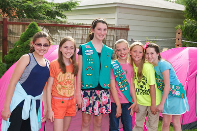 Girl Scout Award Ceremony 2011-06-11  6