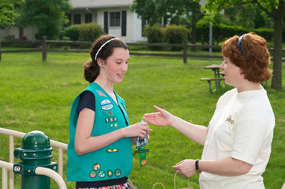 Girl Scout Award Ceremony 2011-06-11  31