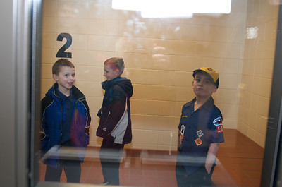 Cub Scout Police Station  2010-01-13  20