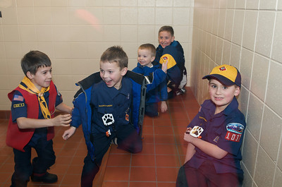 Cub Scout Police Station  2010-01-13  34