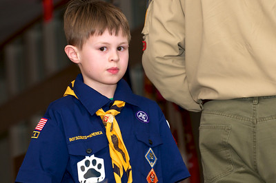 Cub Scout Blue & Gold  2010-02-2349