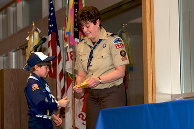 Cub Scout Blue & Gold  2010-02-2364