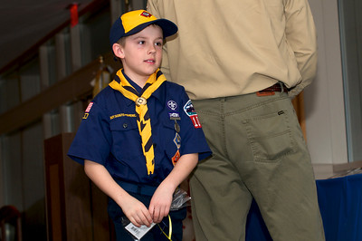 Cub Scout Blue & Gold  2010-02-2351