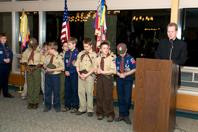Cub Scout Blue & Gold  2010-02-2320