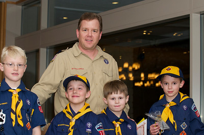 Cub Scout Blue & Gold  2010-02-2354