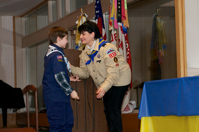 Cub Scout Blue & Gold  2010-02-2373