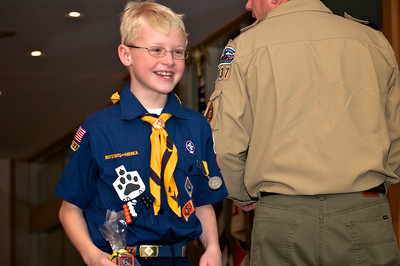 Cub Scout Blue & Gold  2010-02-2353