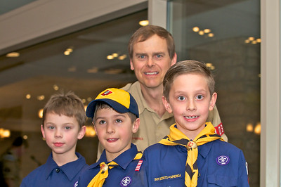 Cub Scout Blue & Gold  2010-02-2347