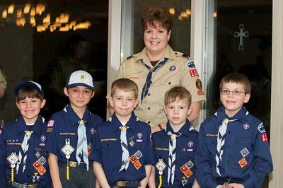 Cub Scout Blue & Gold  2010-02-2366