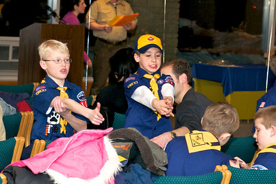 Cub Scout Blue & Gold  2010-02-233