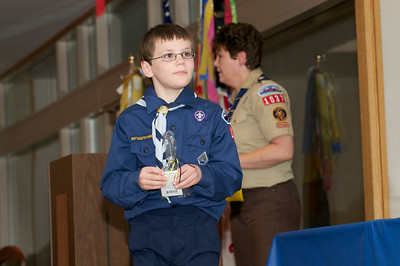 Cub Scout Blue & Gold  2010-02-2363