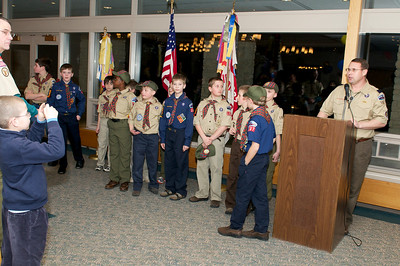 Cub Scout Blue & Gold  2010-02-2319
