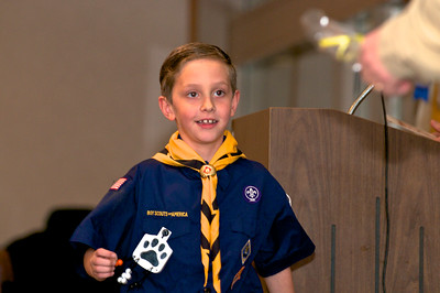 Cub Scout Blue & Gold  2010-02-2344