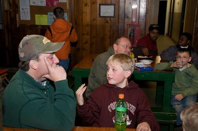 Cub Scout Camping Trip  2009-11-13  15