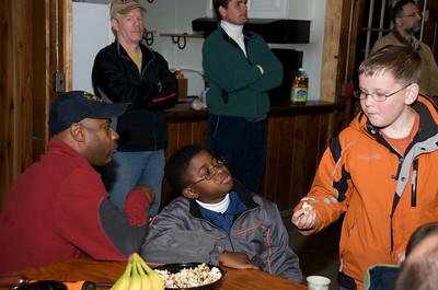 Cub Scout Camping Trip  2009-11-13  10
