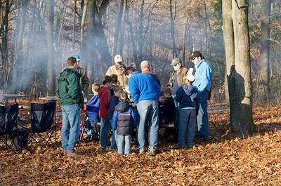 Cub Scout Camping Trip  2009-11-14  53