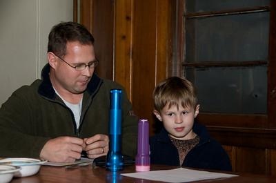 Cub Scout Camping Trip  2009-11-13  29