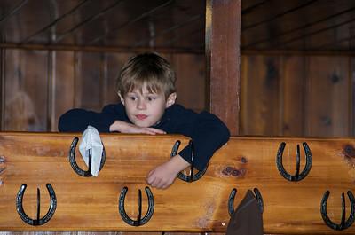 Cub Scout Camping Trip  2009-11-13  18