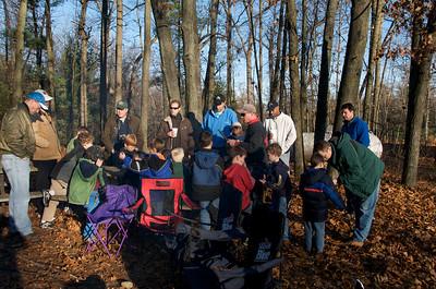 Cub Scout Camping Trip  2009-11-14  56