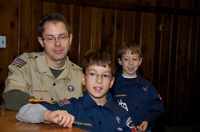 Cub Scout Camping Trip  2009-11-13  35