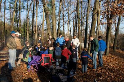 Cub Scout Camping Trip  2009-11-14  55