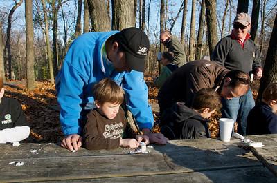 Cub Scout Camping Trip  2009-11-14  67
